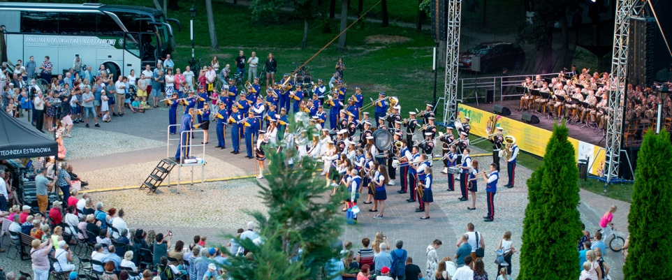 XI Festiwal Orkiestr Dętych