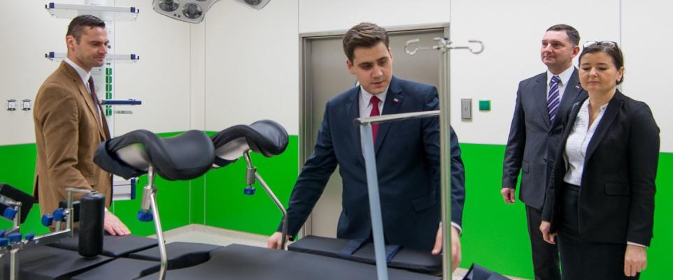 Dodatkowe ponad 2 mln zł dla szpitala w Mińsku Mazowieckim
