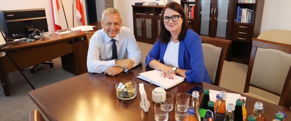 Była dyrektor biura poselskiego Krystyny Pawłowicz doradcą Marka Zagórskiego Ministra Cyfryzacji