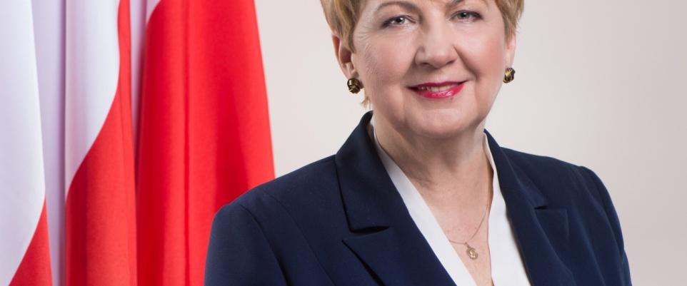 Dobry czas dla Polski - wywiad z Poseł ziemi mińskiej Teresą Wargocką