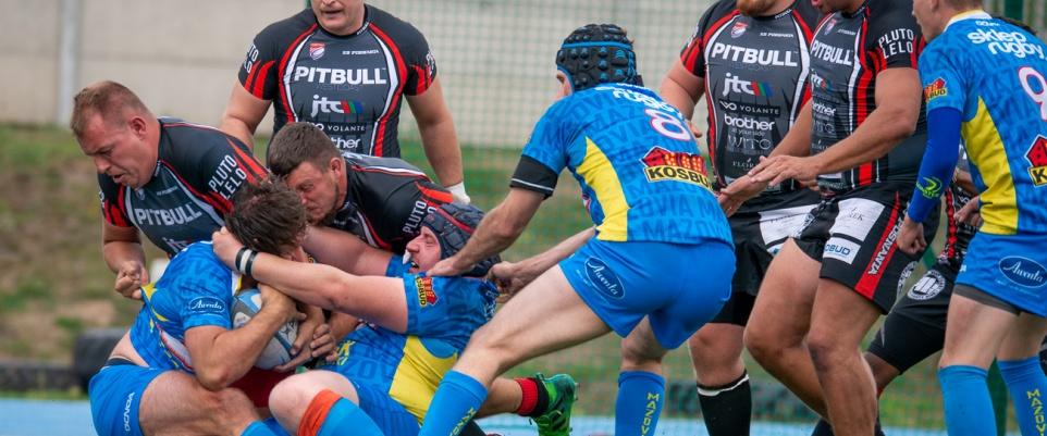 Rugbyści zainaugurowali sezon