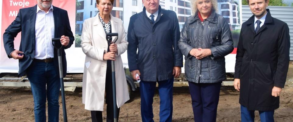 Program Mieszkanie Plus ruszył w Mińsku Mazowieckim