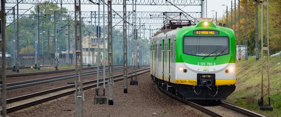 Pasażerki zaatakowały kierownika pociągu gazem pieprzowym