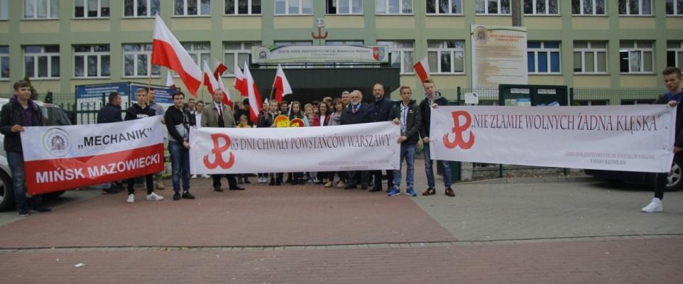 IV Marsz Pamięci Powstańców Warszawy