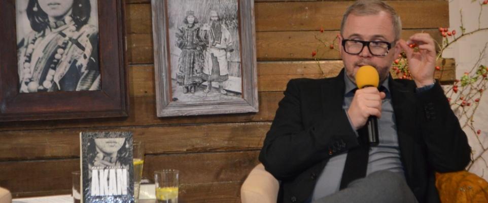 Powieść o Bronisławie Piłsudskim