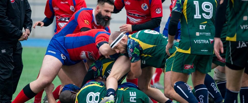 Mecz przyjaźni rugbystów