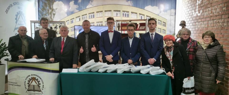 """Zjazd absolwentów """"Mechanika"""" w platynowy jubileusz 75-lecia"""