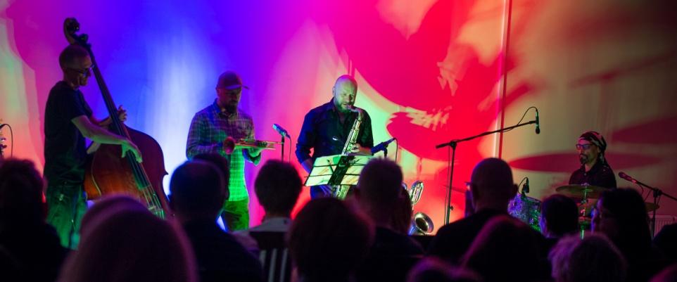 Urodzinowy koncert Trumba Quartet