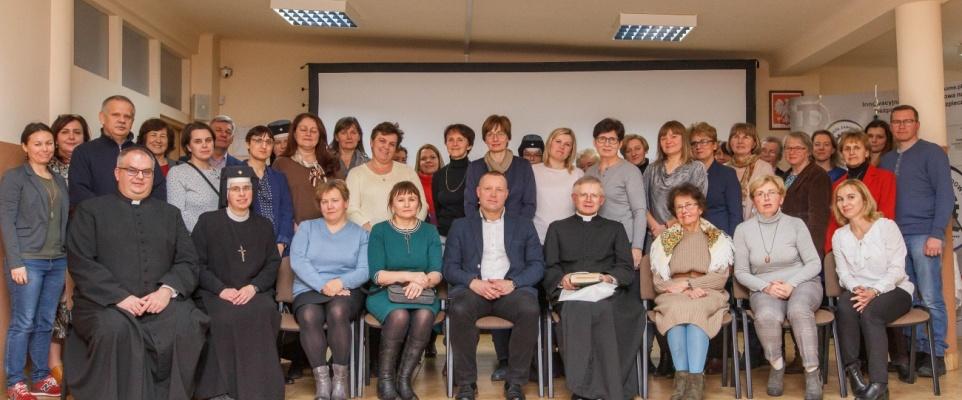 Refleksje z Adwentowego Dnia Skupienia dla Nauczycieli