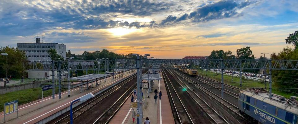 Pociągiem Leo Express Global przez Mińsk Mazowiecki