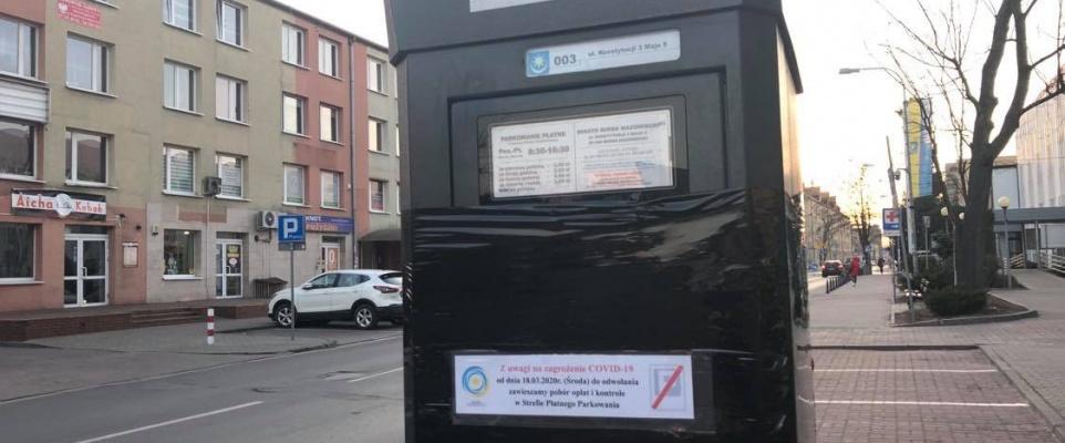 Darmowe parkowanie w ramach walki z rozprzestrzenianiem koronawirusa
