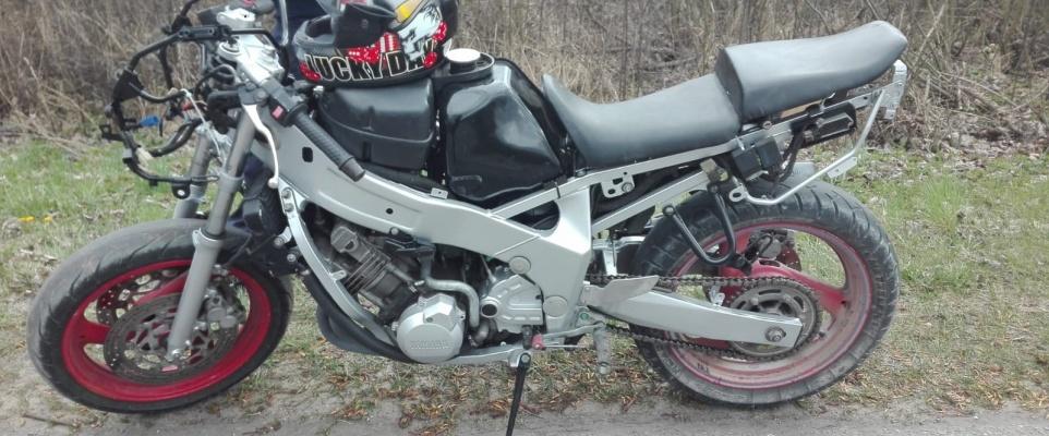 Przed sezonem zadbaj o stan techniczny motocykla, policjanci prowadzą już kontrole!