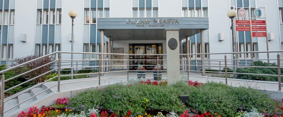 Honorowy Sztandar europejski dla Mińska