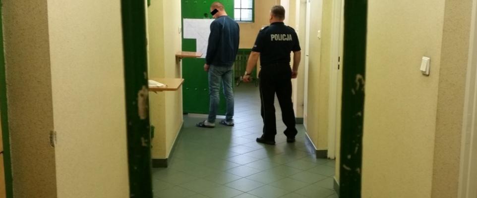 Podejrzany o ugodzenie nożem pracownika ochrony aresztowany na 3 miesiące