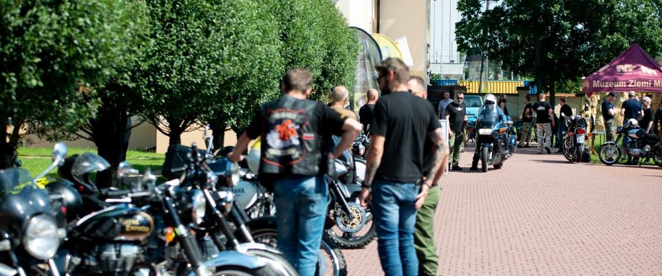 4 Miński Rajd Motocyklowy