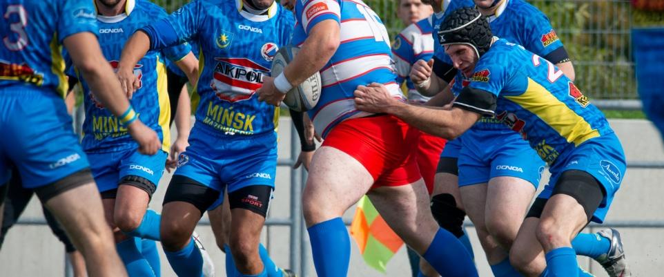 Mińscy rugbyści zainaugurowali sezon