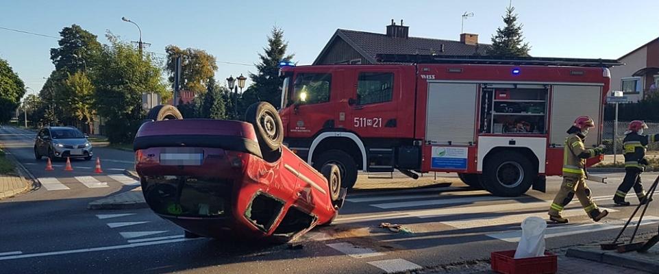 Wypadki na drogach powiatu mińskiego. Policjanci apelują o ostrożność
