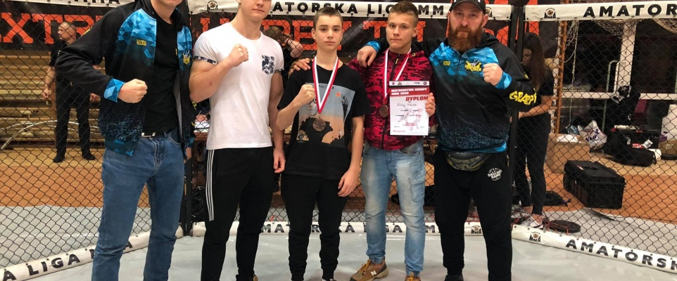 Grappler na Mistrzostwach Europy MMA