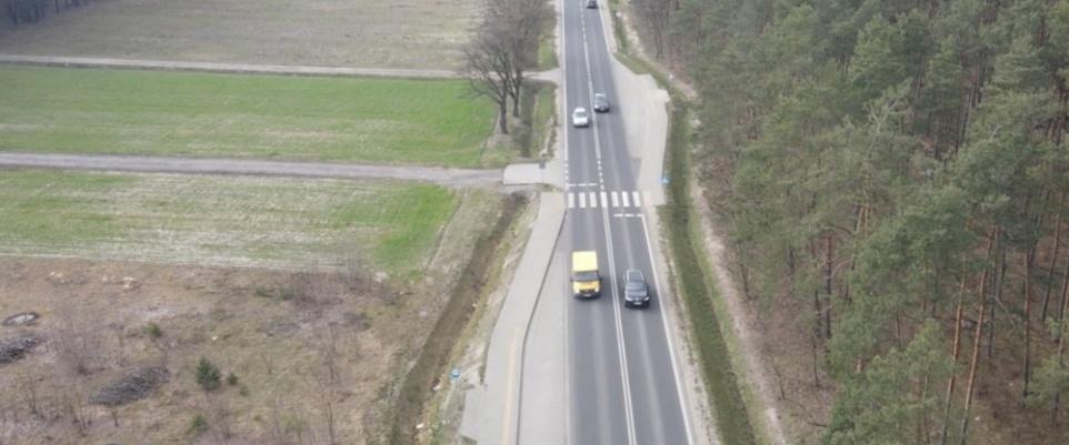 Policyjny dron rejestruje wykroczenia w ruchu drogowym