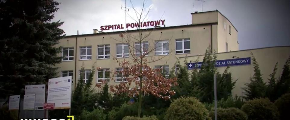 """""""Uwaga! TVN"""": Pielęgniarka z problemami płucnymi z mińskiego szpitala zmarła na covid"""