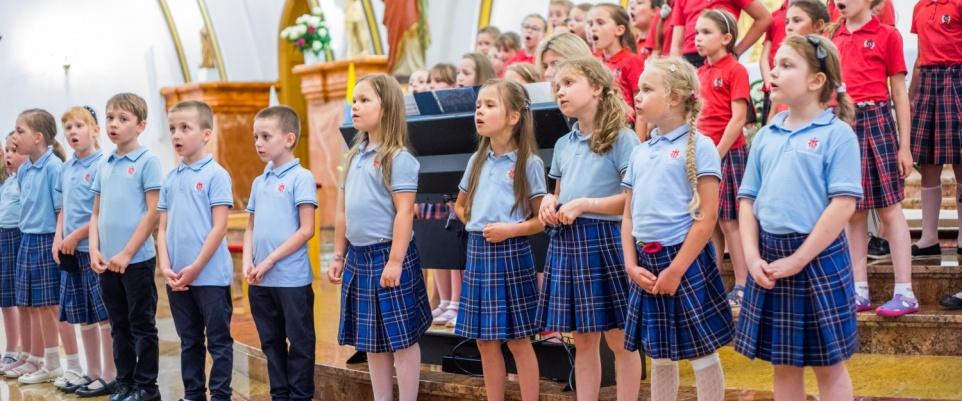 Zaśpiewali chóralnie