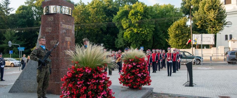 Obchody 101. rocznicy Bitwy Warszawskiej - fotoreportaż