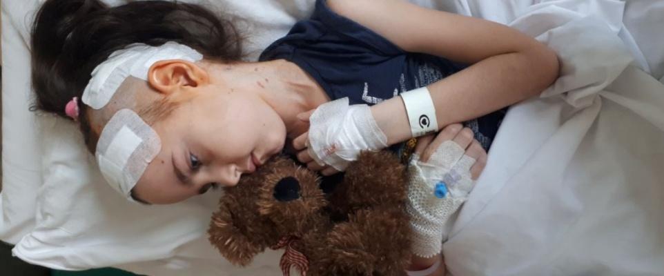 Pomóżmy 7-letniej Oli