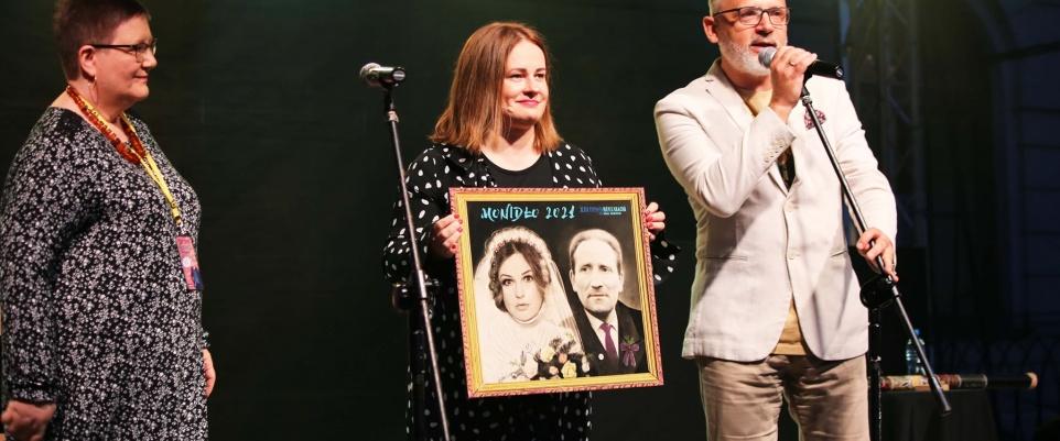 Monidło dla Joanny Kołaczkowskiej