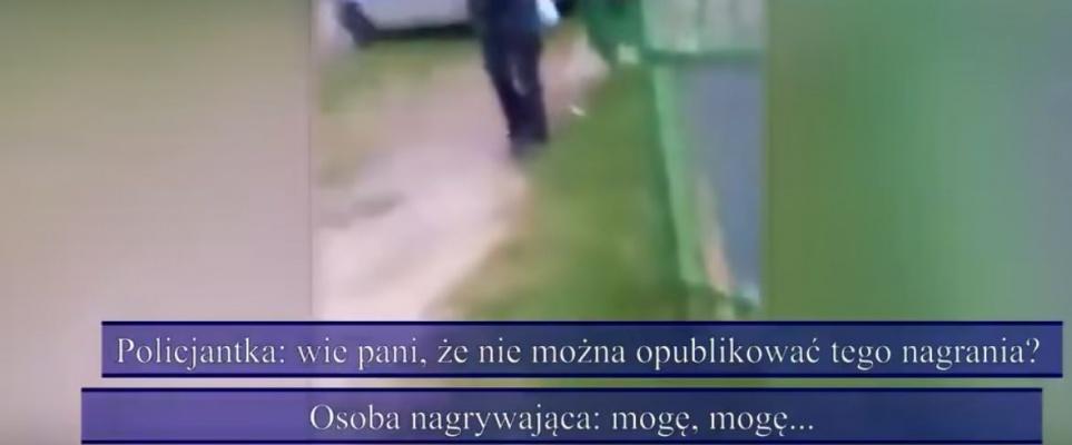 Ochrona prawna – znieważenie policjanta