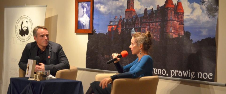 Joanna Bator w Mińsku