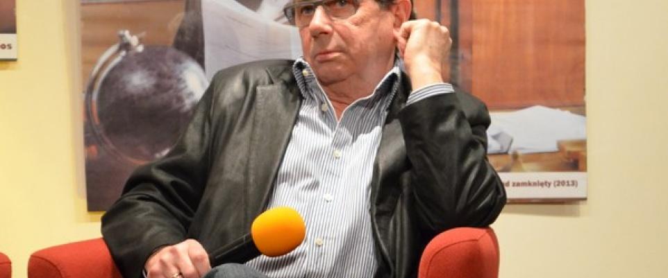 Janusz Gajos w Mińsku