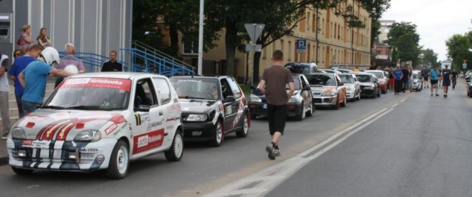 Rally Mińsk Mazowiecki 2013 - fotoreportaż