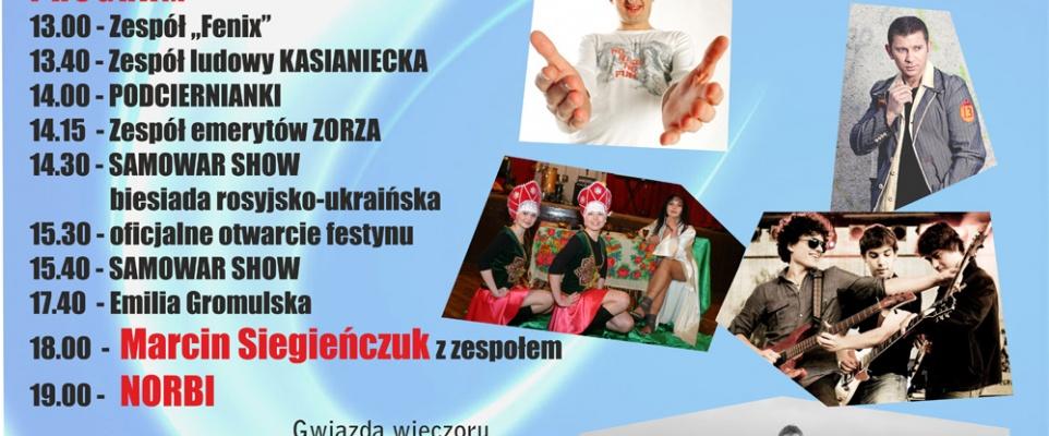 Sójka Mazowiecka - największy festyn w regionie